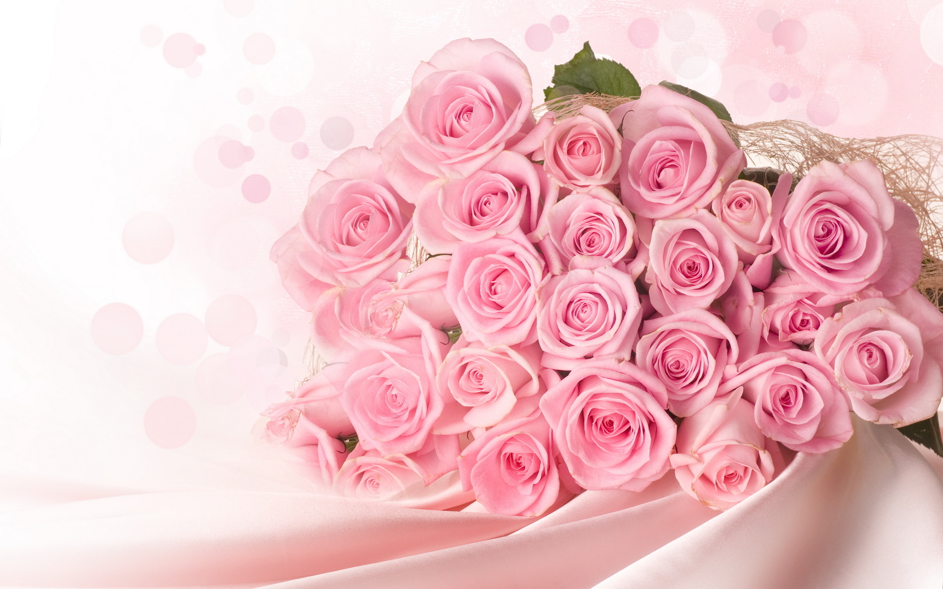 Pink Roses Background   Wallpaper High Definition High Quality 1920x1200