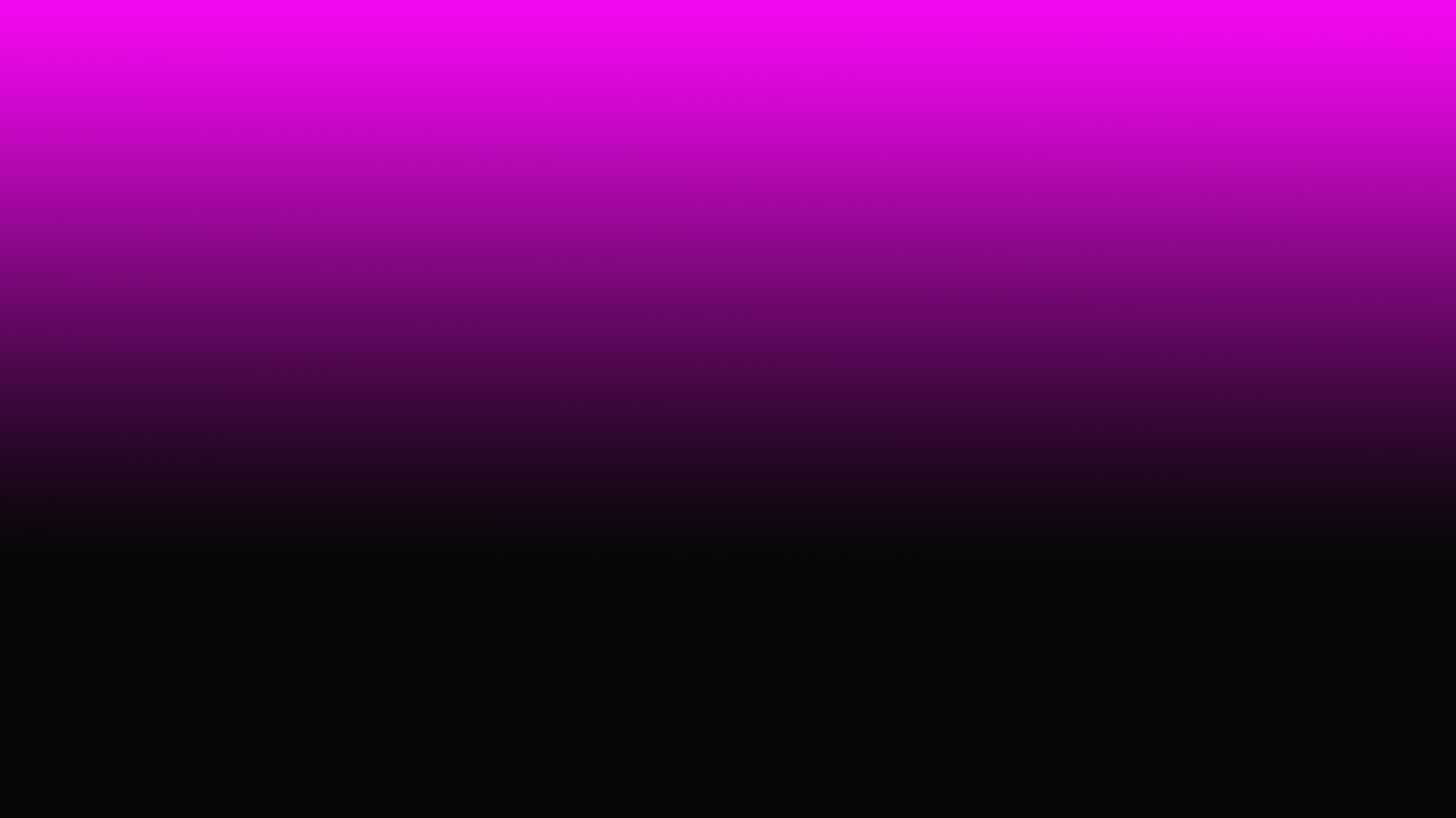Black To Pink Gradient wallpaper   865927 1920x1080