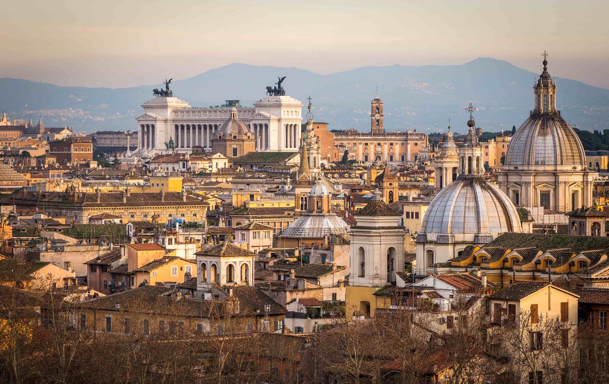 Roma Landscape Wallpaper Android 9694 Wallpaper WallpaperLepi 2048x1292