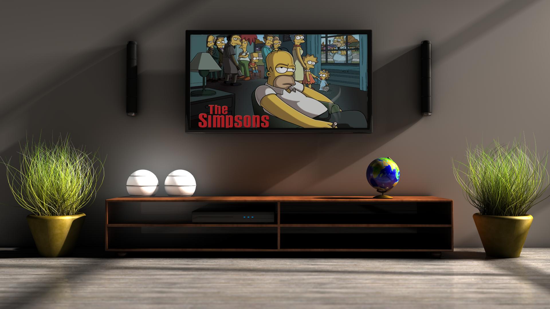 XBMC TV Shows 1080p by RaySpoint 1920x1080