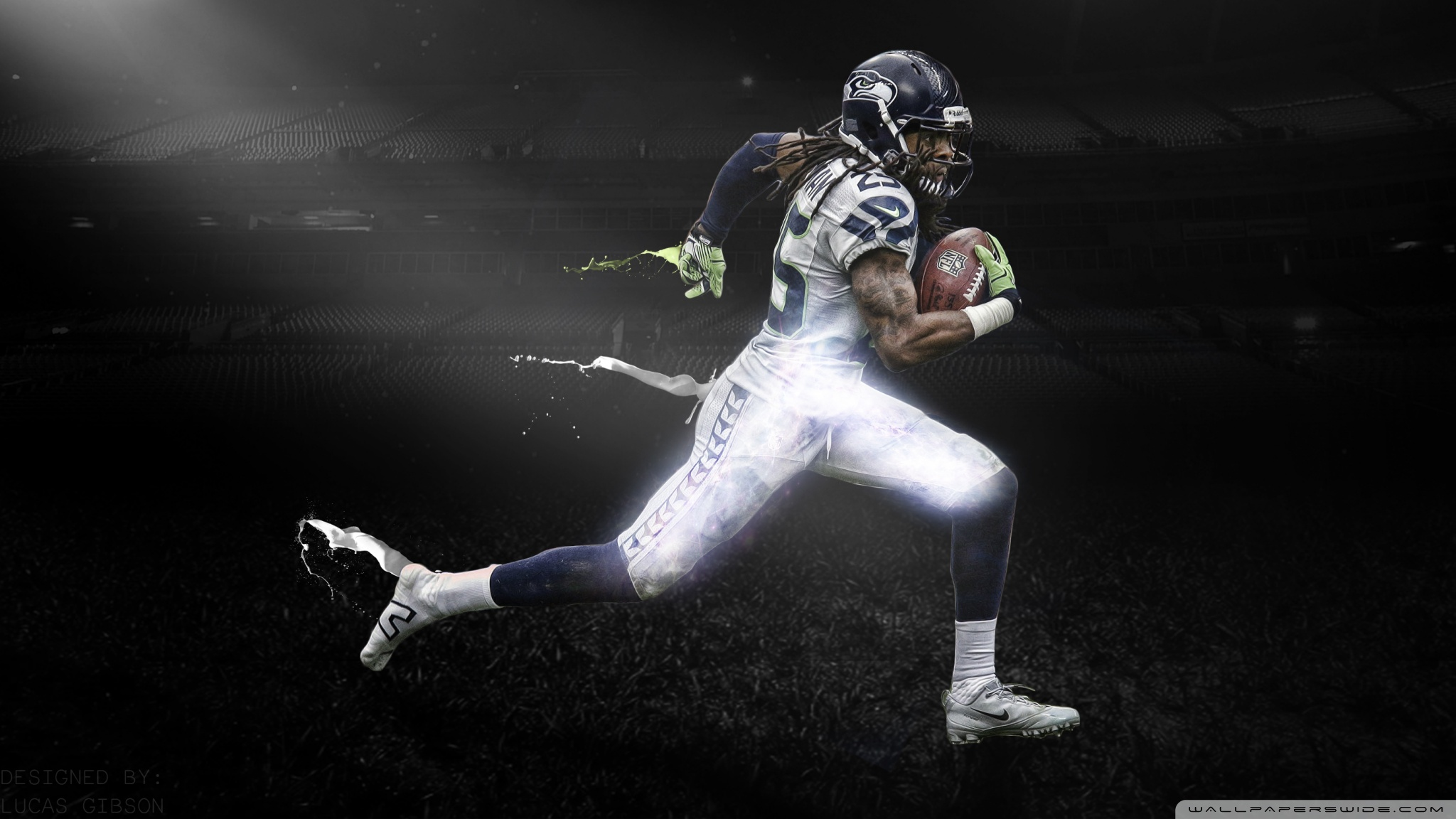 Top 10 HD Richard Sherman Wallpaper 2048x1152