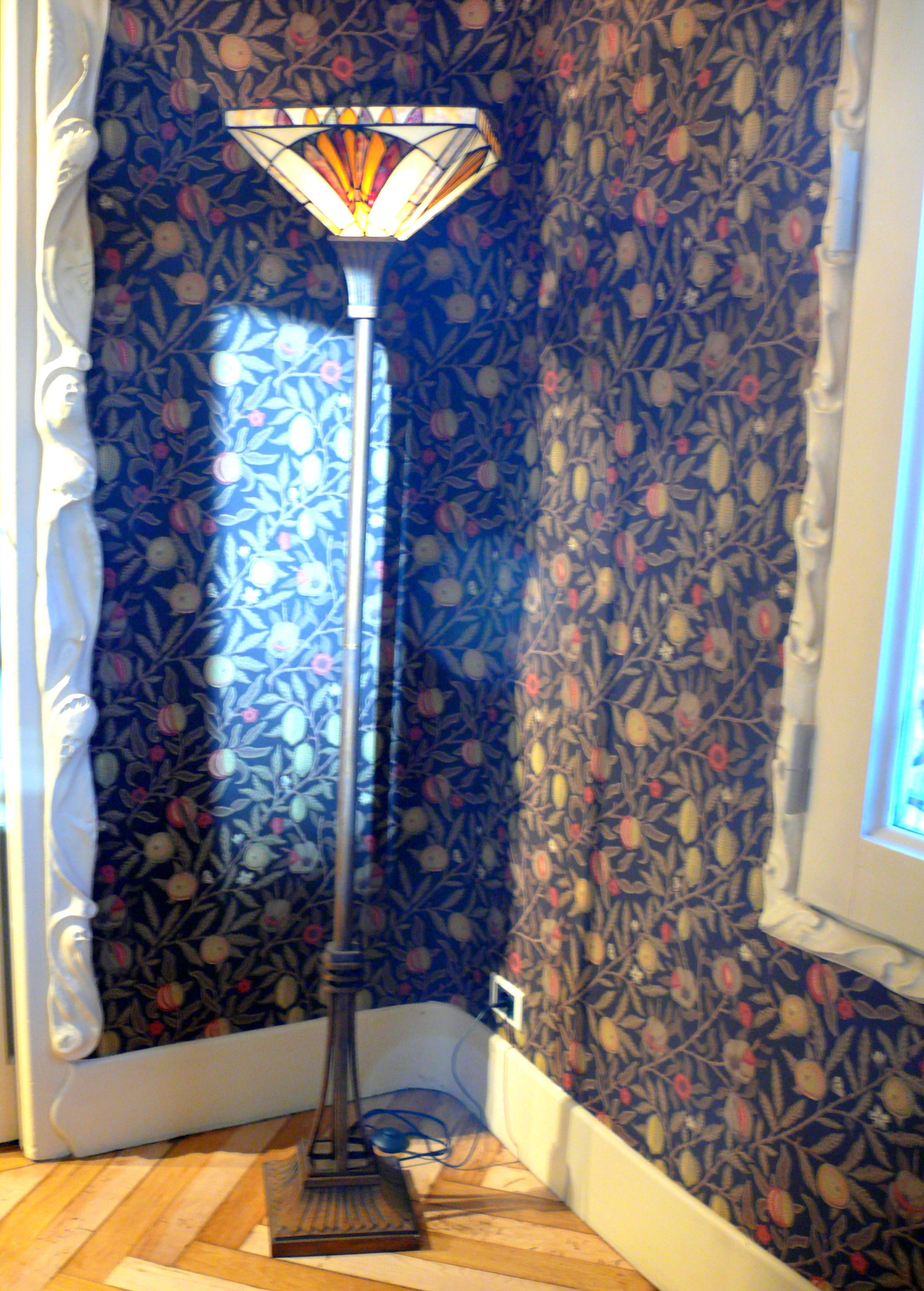 Art Nouveau wallpaper   L Essenziale 2231x3117