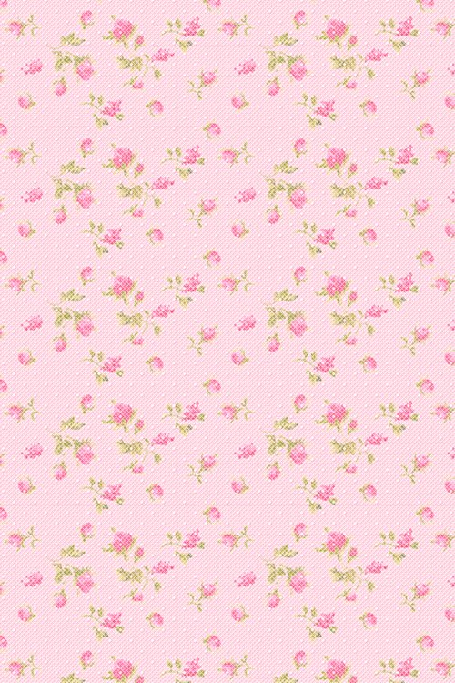 for this image include pink wallpaper background flowers and girly 500x750
