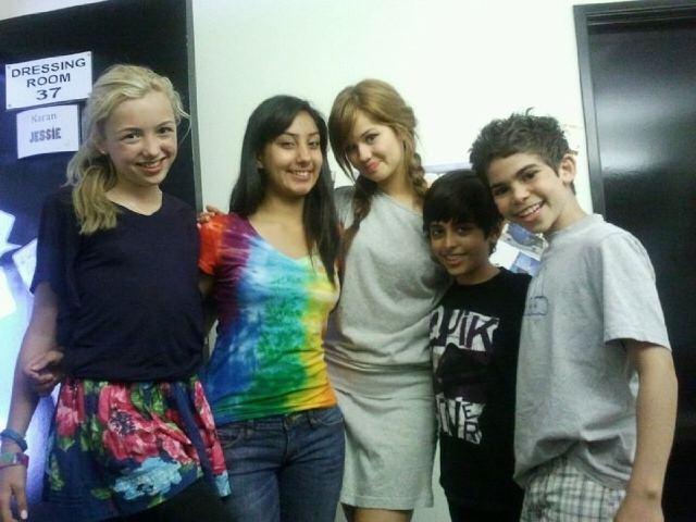 Jessie Disney Channel Cast Photo gallery   jessie disney 640x480
