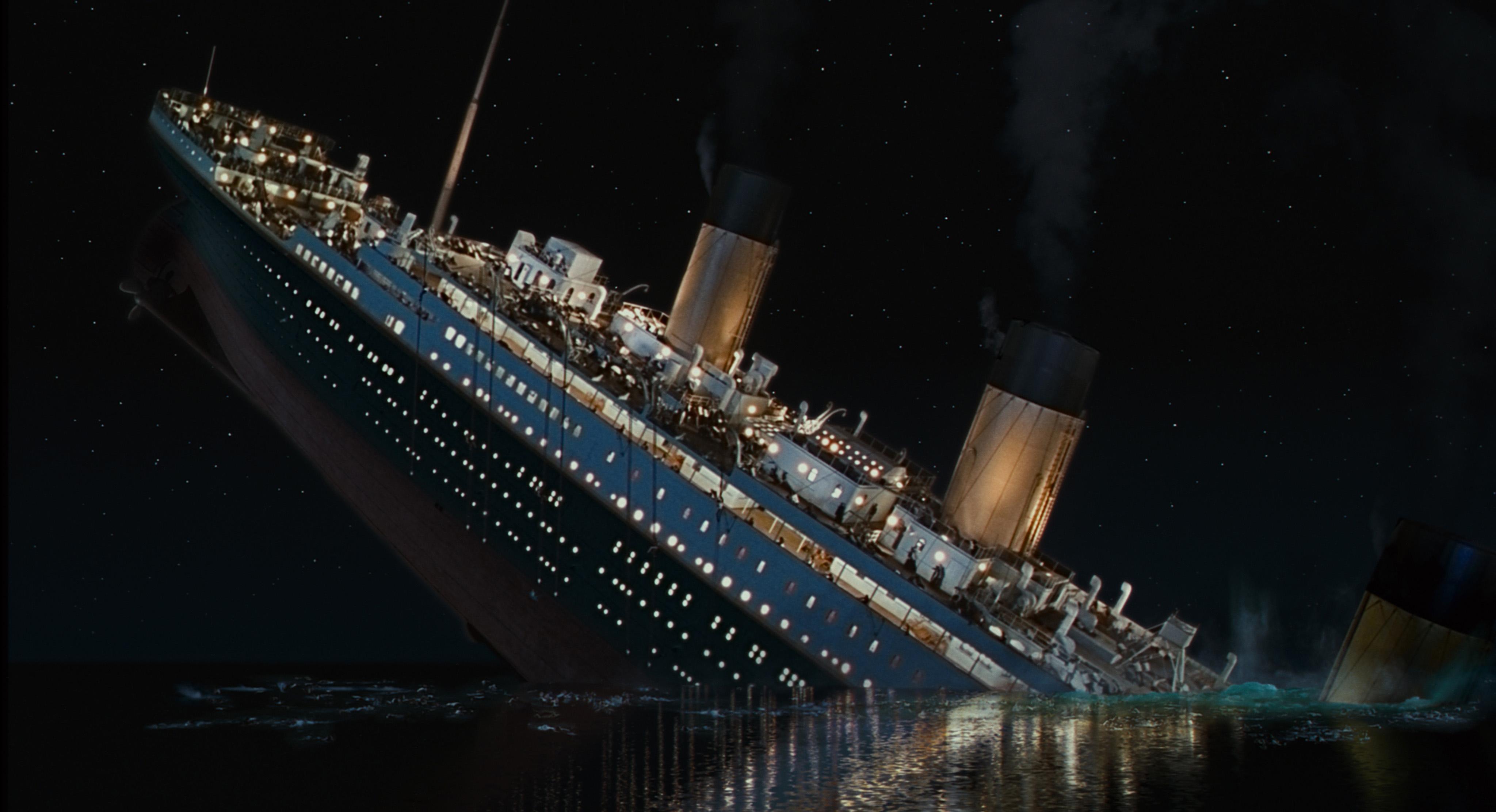 Wallpaper Titanic Ship Wallpapersafari