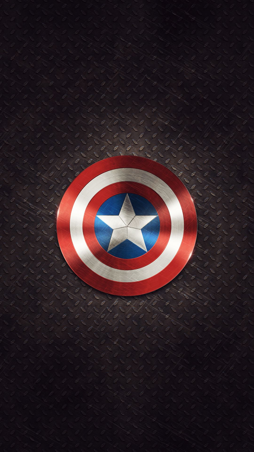 Download Captain America Shield Android Wallpaper Marvel 1080x1920