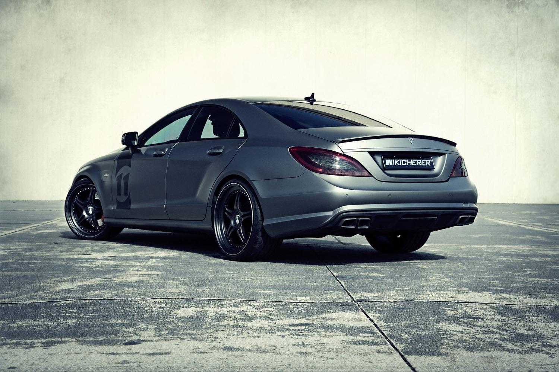 Kicherer Mercedes Cls 63 Amg Wallpaper and Hintergrund 1500x1000
