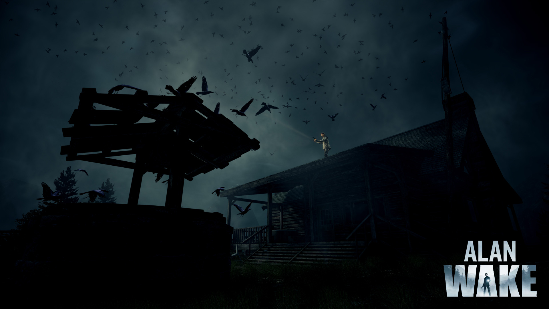 Alan Wake - Xbox 360/Xbox One