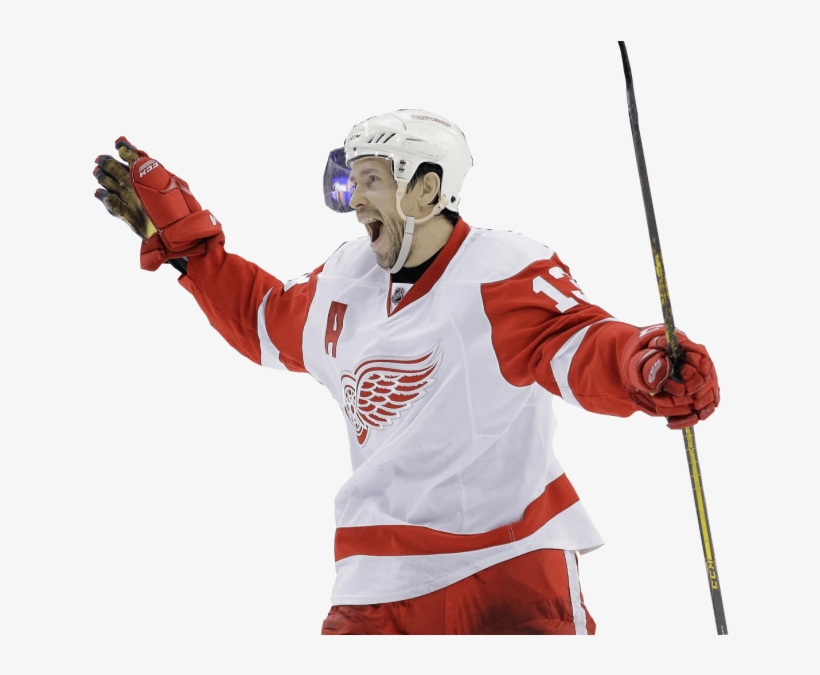Png Hockey Player Png Images Transparent   Pavel Datsyuk Png 820x675