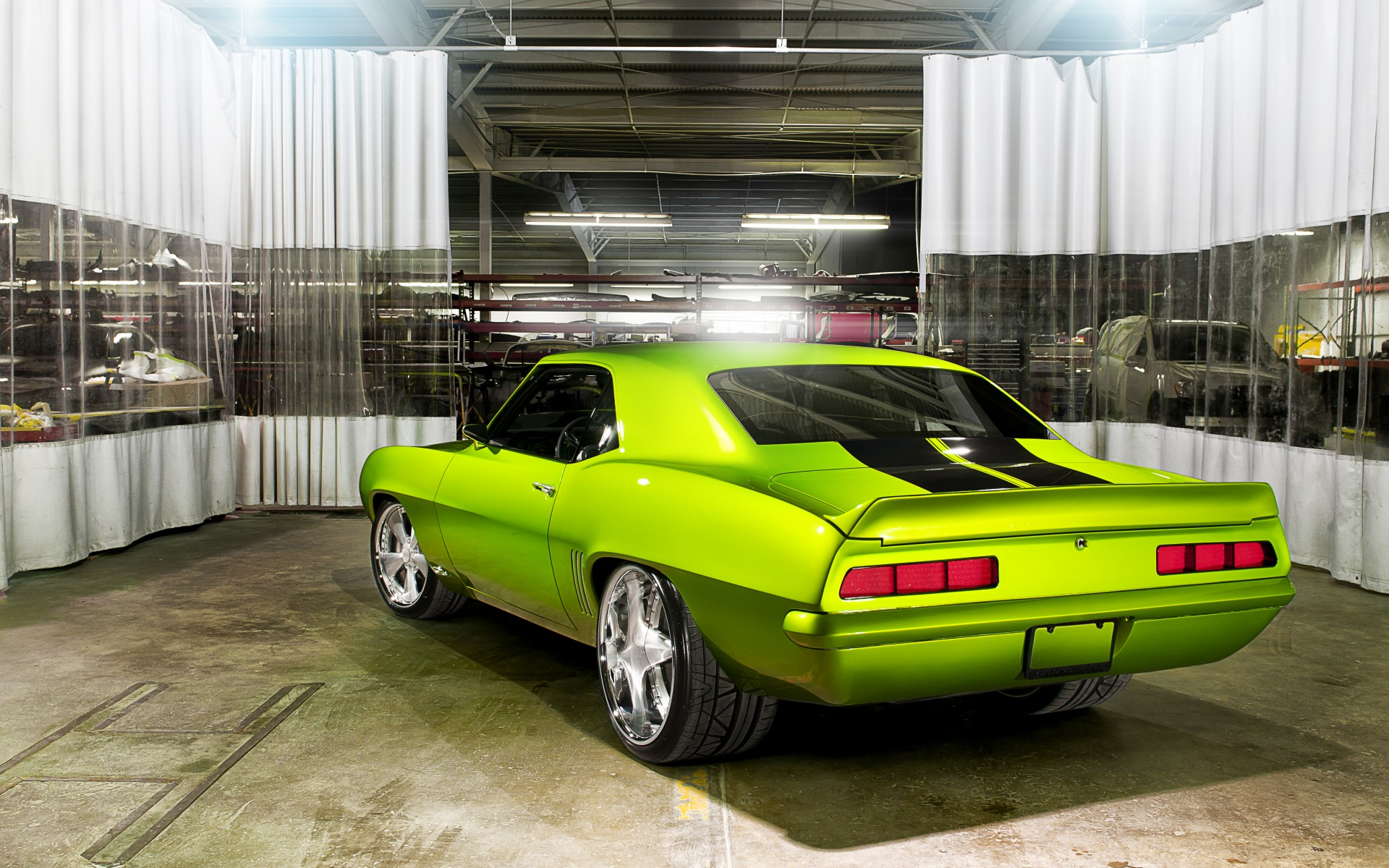 Custom Lowrider Muscle Cars 1920x1200