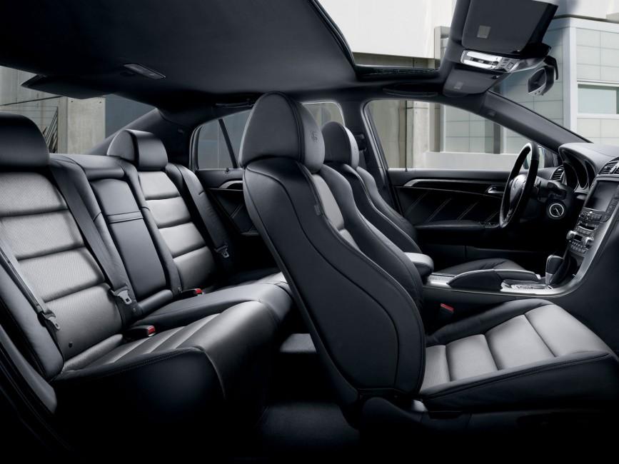 Acura Tl 2007 Black Salon Interior Steering Wheel   Stock 867x650