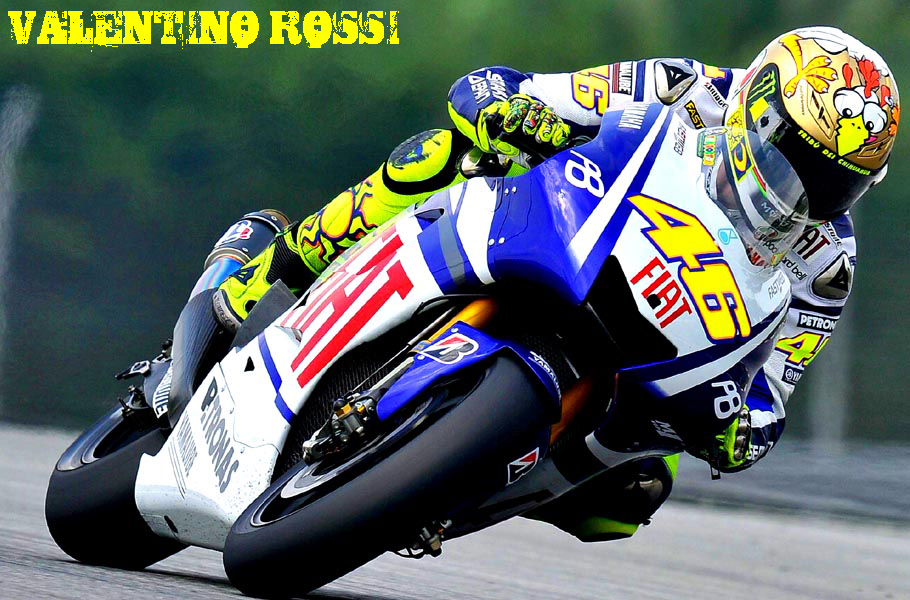 Player Stars Wallpapers Valentino Rossi Actions Wallpapers 910x600