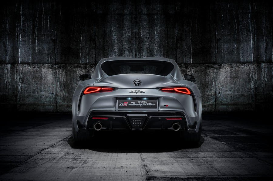 New Toyota Supra 2019 UK allocation sells out Autocar 900x596