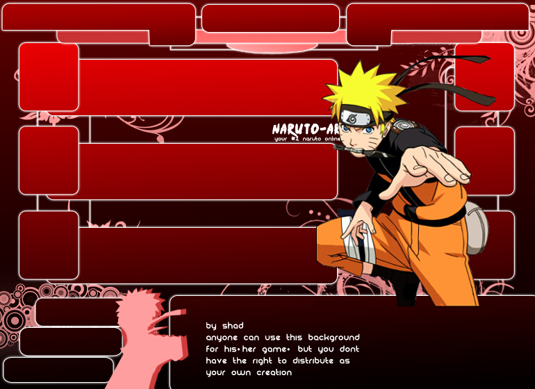 Kennedy Akatstiki Naruto Arena Backgrounds NA 770x560