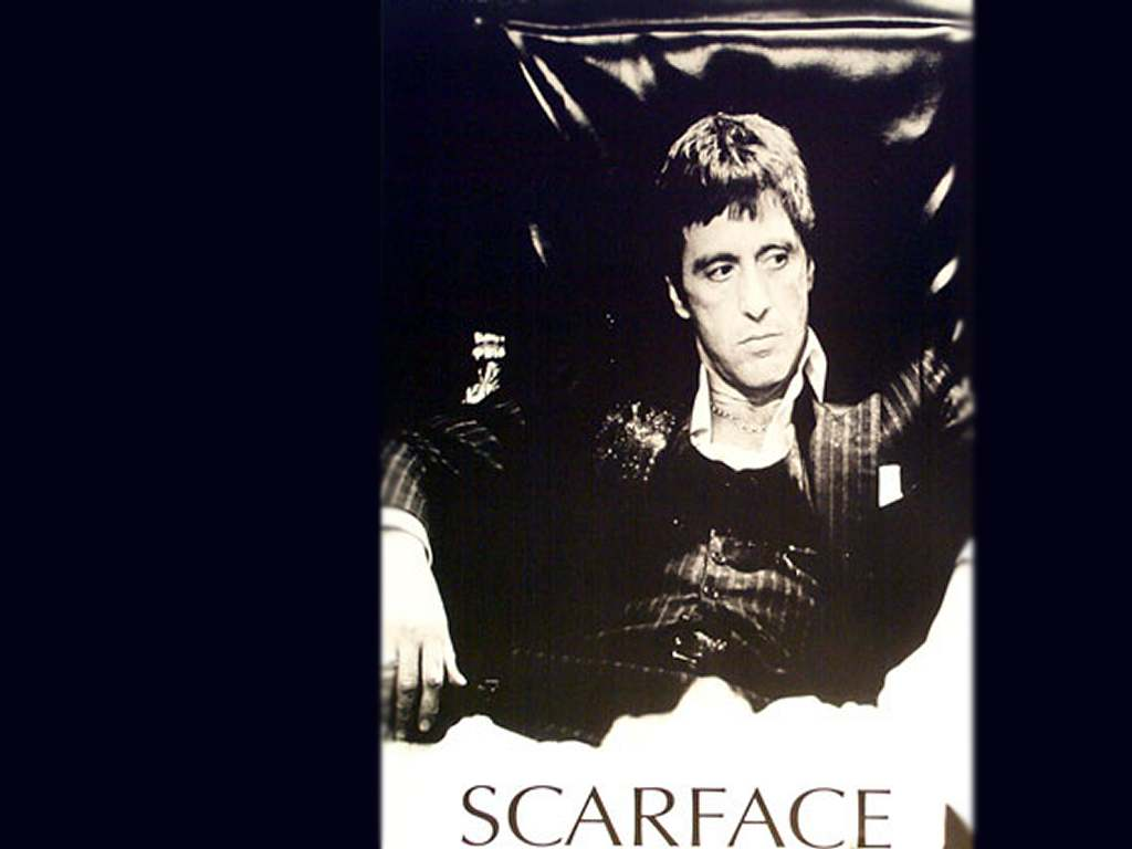 Scarface Wallpapers Desktop Wallpaper Best of Scarface 1024x768