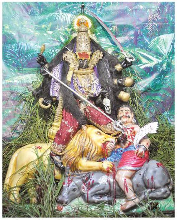 Hd Wallpapers Mahalaxmi Kolhapur Temple Darshan Live Ai On Saam Tv Ai 600x746