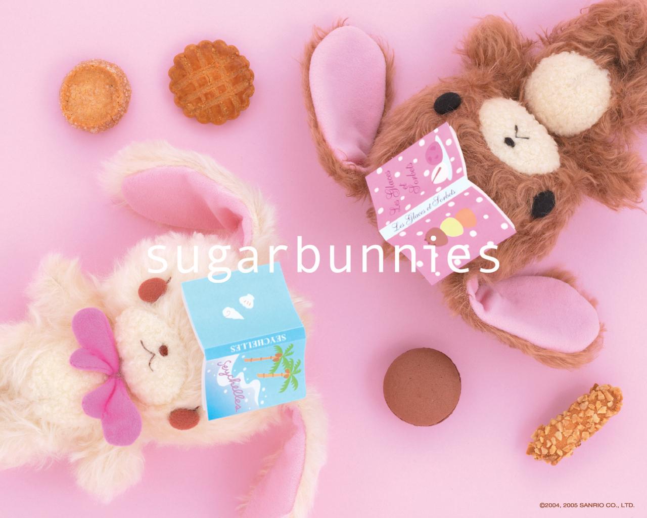 Sugarbunnies Wallpaper   Sugarbunnies Wallpaper 8399083 1280x1024