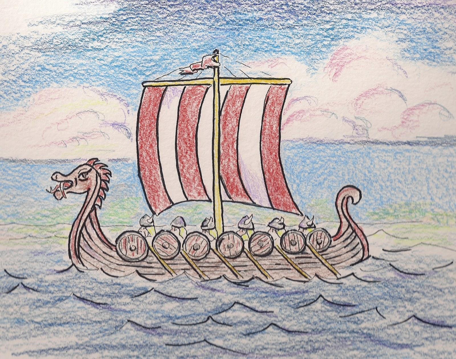 Viking Ship Wallpaper HD Walls Find Wallpapers 1600x1261