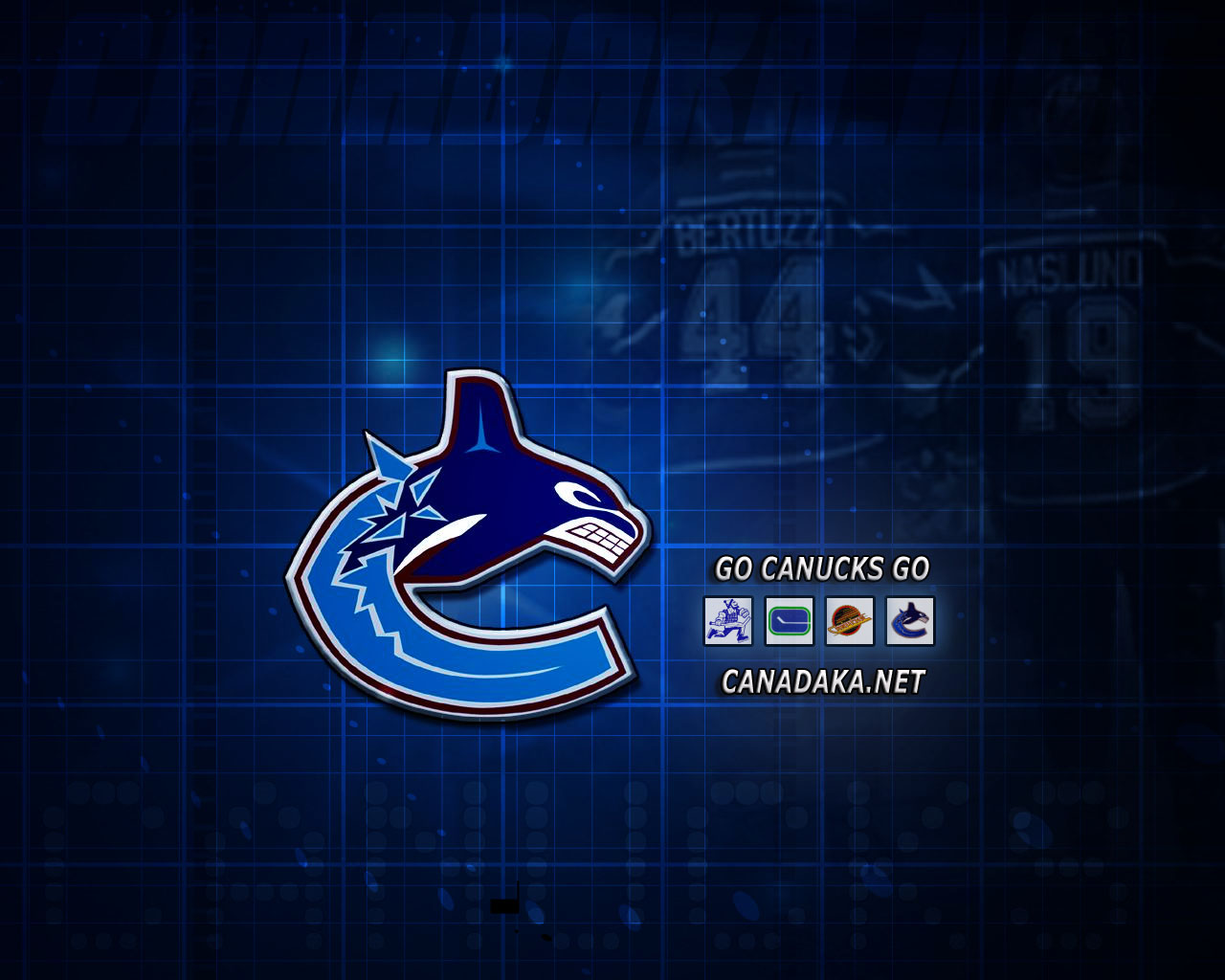 HDMOU TOP 8 VARIOUS CANUCKS WALLPAPERS IN HD 1280x1024