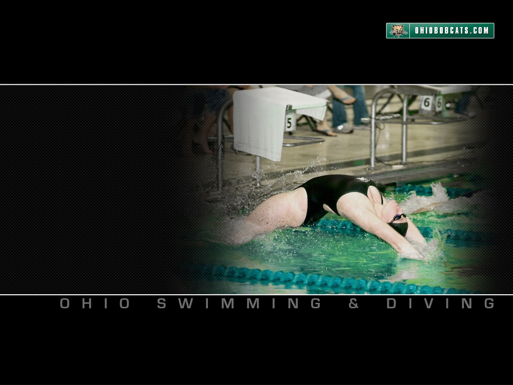 OHIOBOBCATSCOM   Ohio Official Athletic Site   Swimming Diving 1024x768