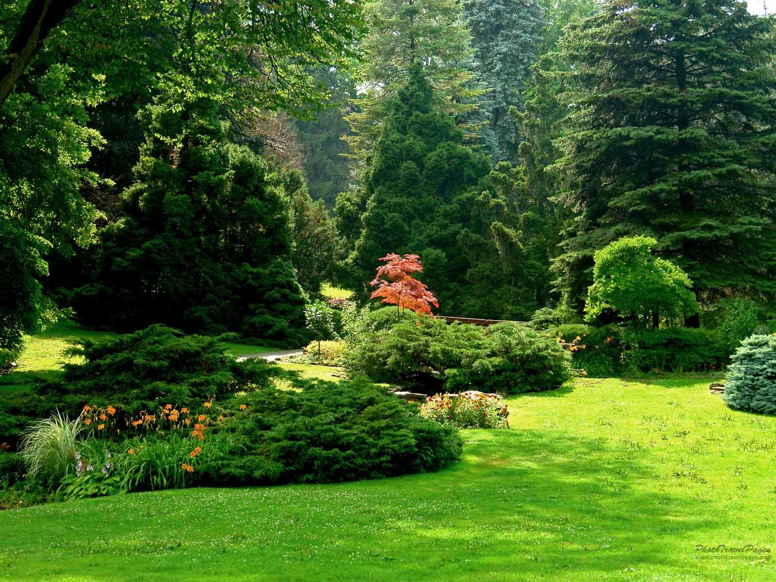 Where Is Wallpaper garden hd 1600x1200
