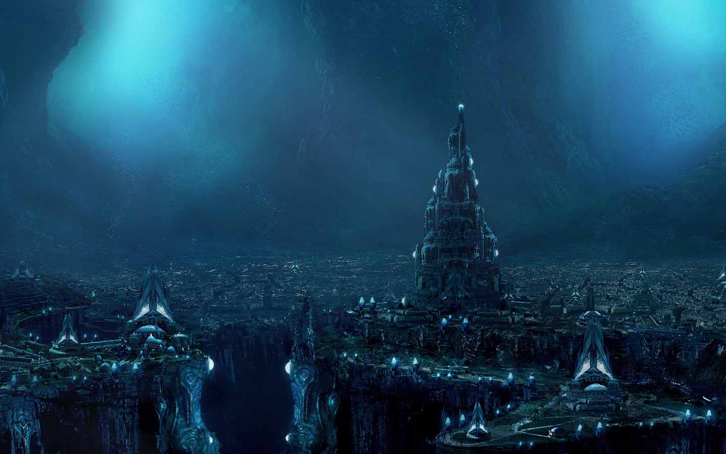 Free Download New World Fantasy Wallpapers 1440x900 Pixhome