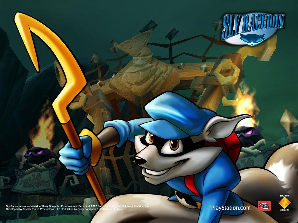 juegos Sly Raccoon fondos de Sly Raccoon wallpapers de Sly Raccoon 1024x768