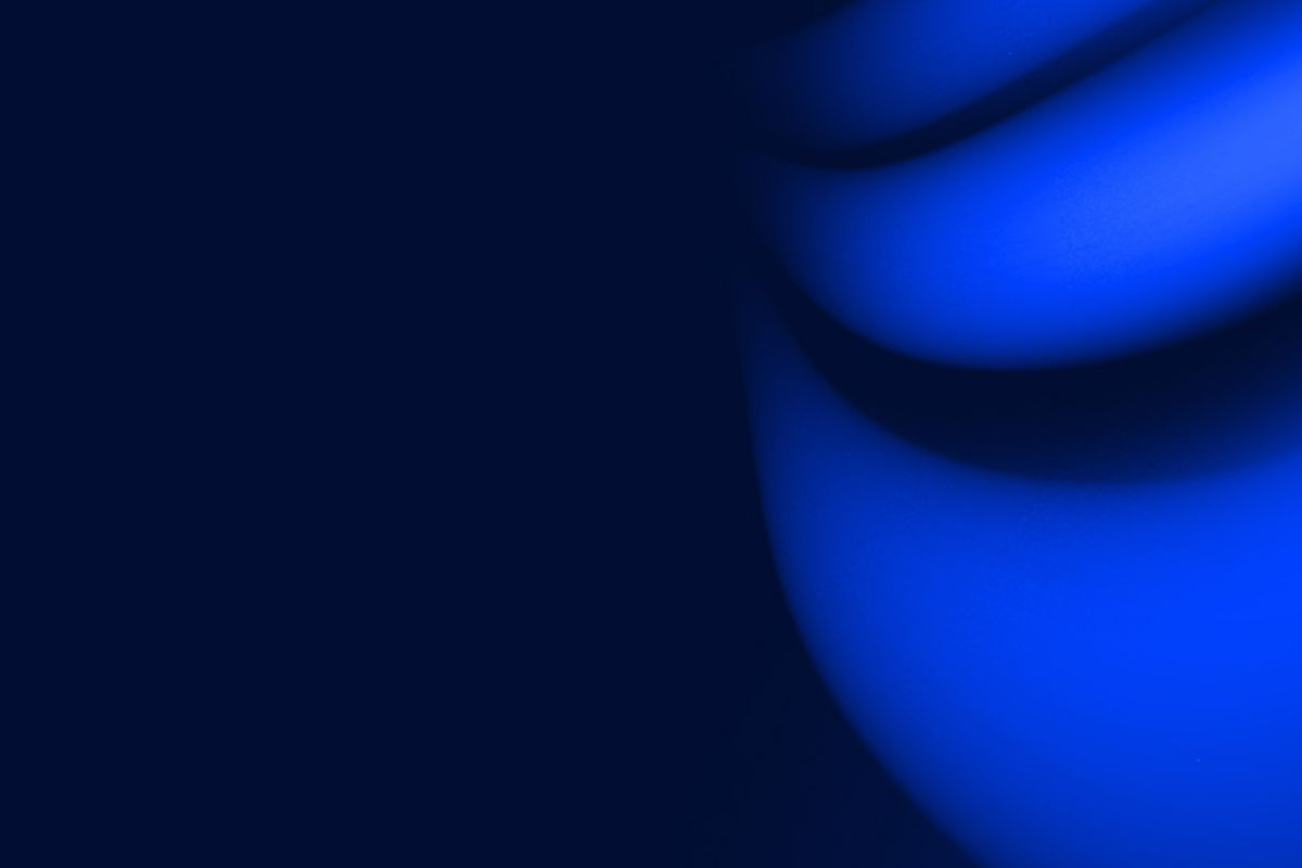 Blue Background Fondo Azul Deep Waves wallpaper download 1200x800