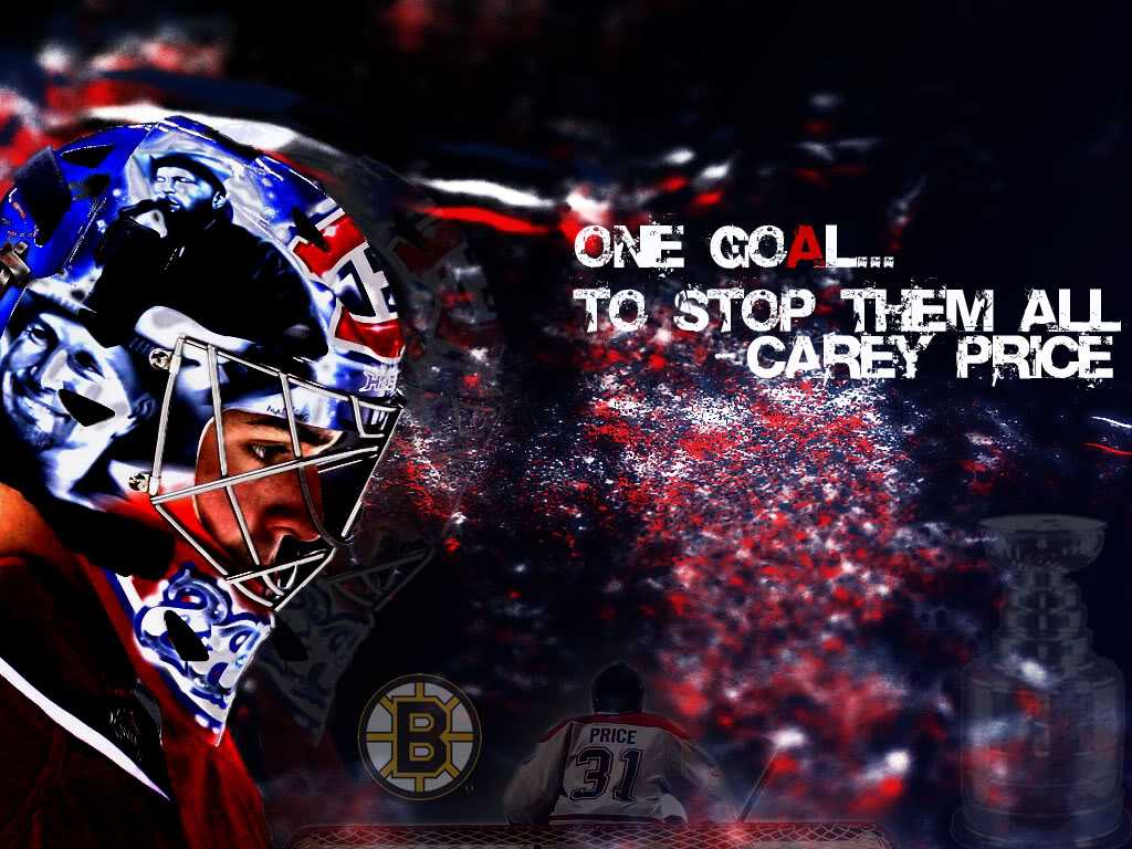 Carey Price or Habs related wallpapers   HFBoards 1024x768