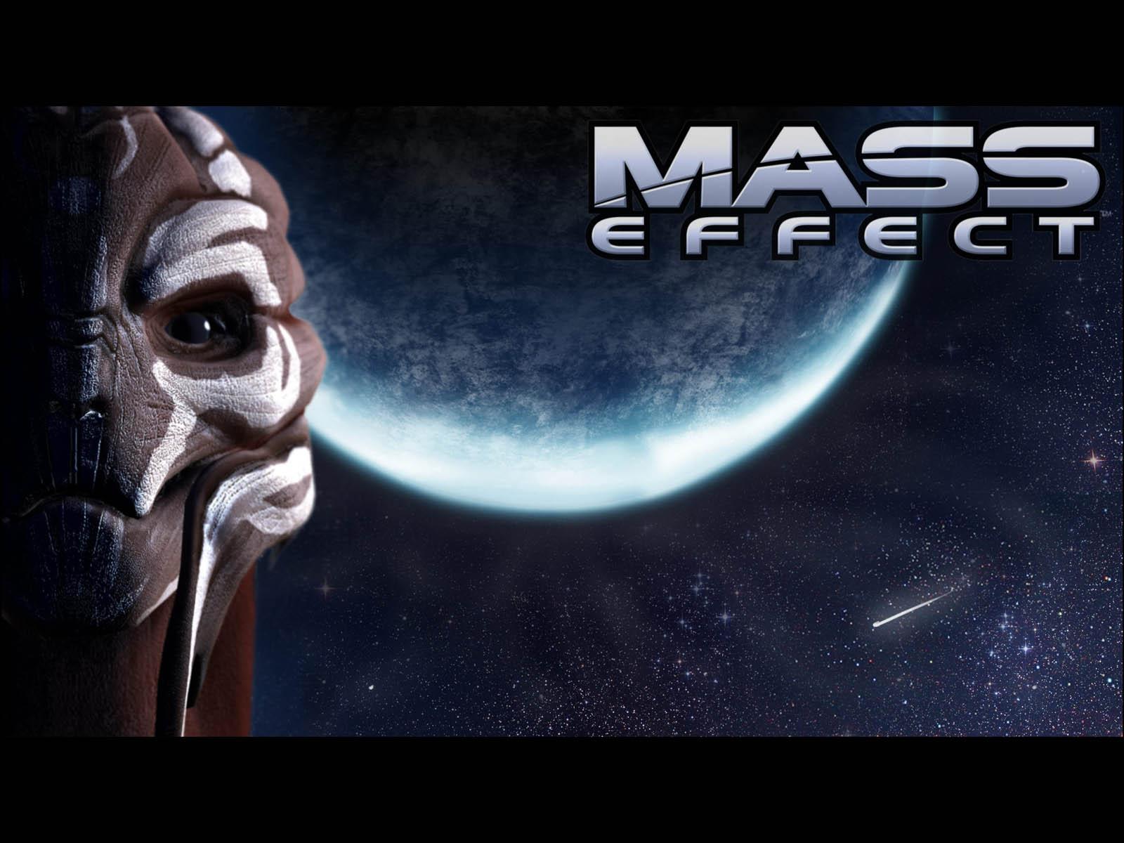 Mass Effect Desktop Backgrounds: Mass Effect Desktop Background