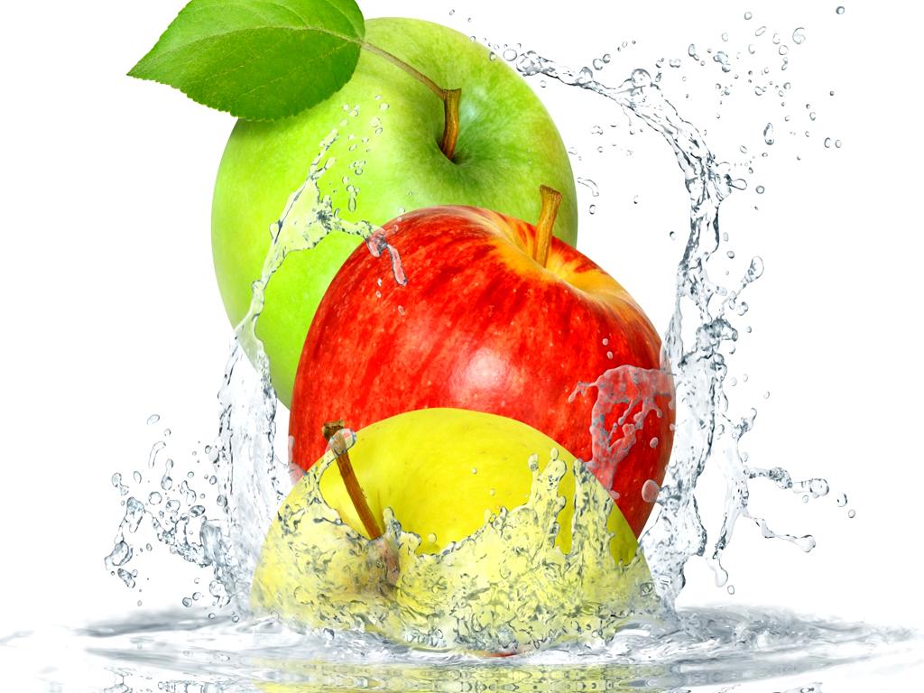 apple fruit wallpapers hd Download 1024x768