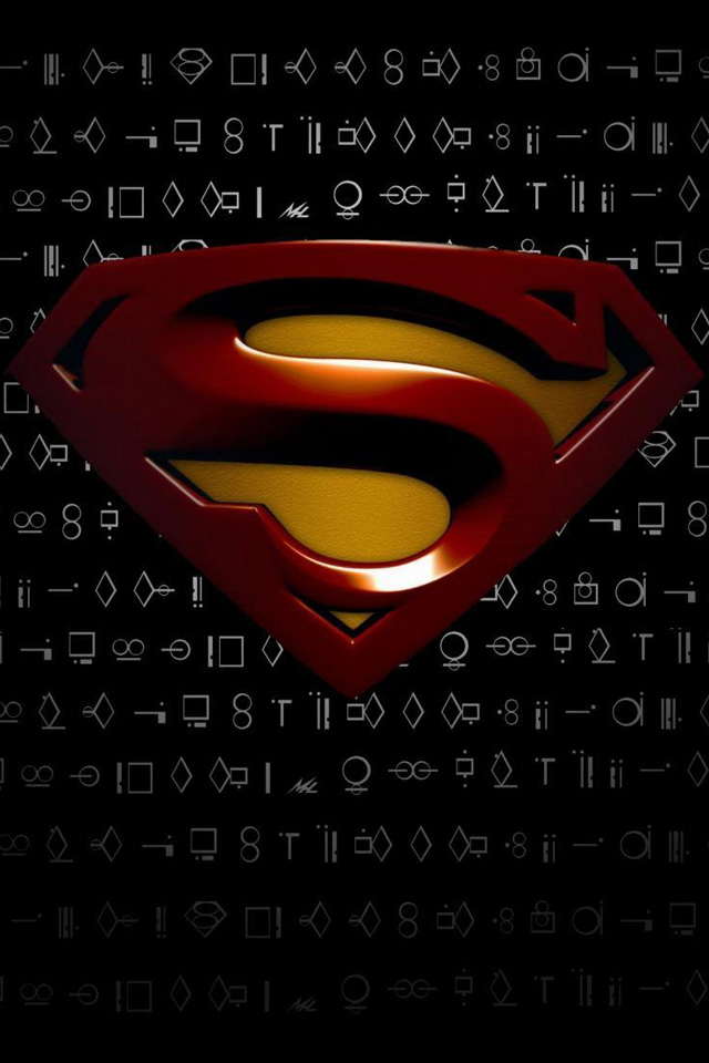 Superman Iphone Wallpaper superman ipod touch wallpaper Desktop 640x960
