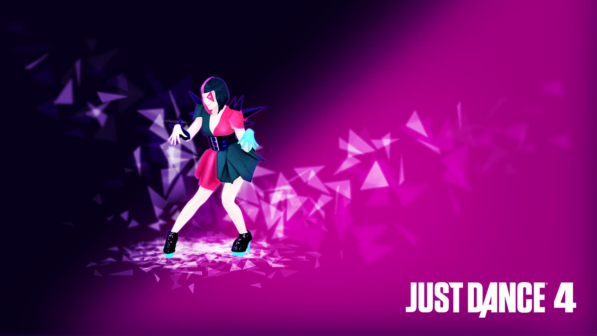Just Dance 4  Disturbia Wallpaper Just dance Pinterest 1920x1080