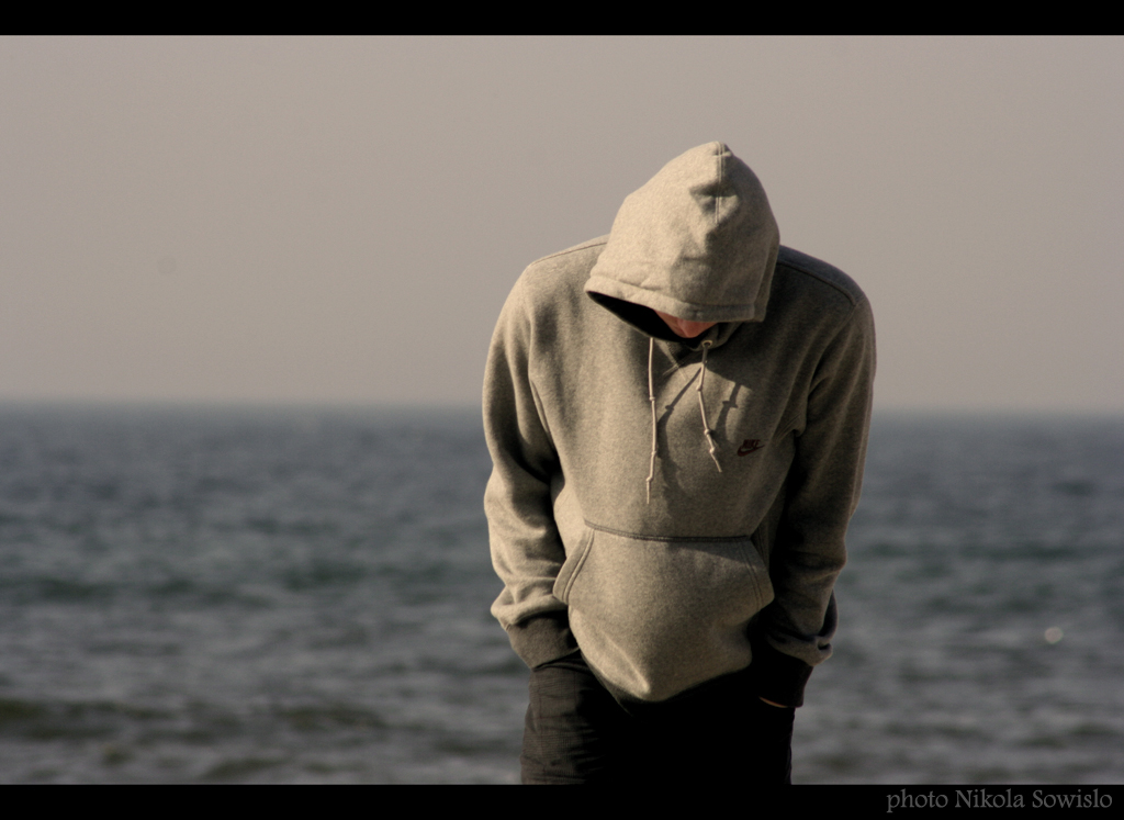 Alone boy hd wallpaper wallpapersafari - Sad man hd wallpaper ...