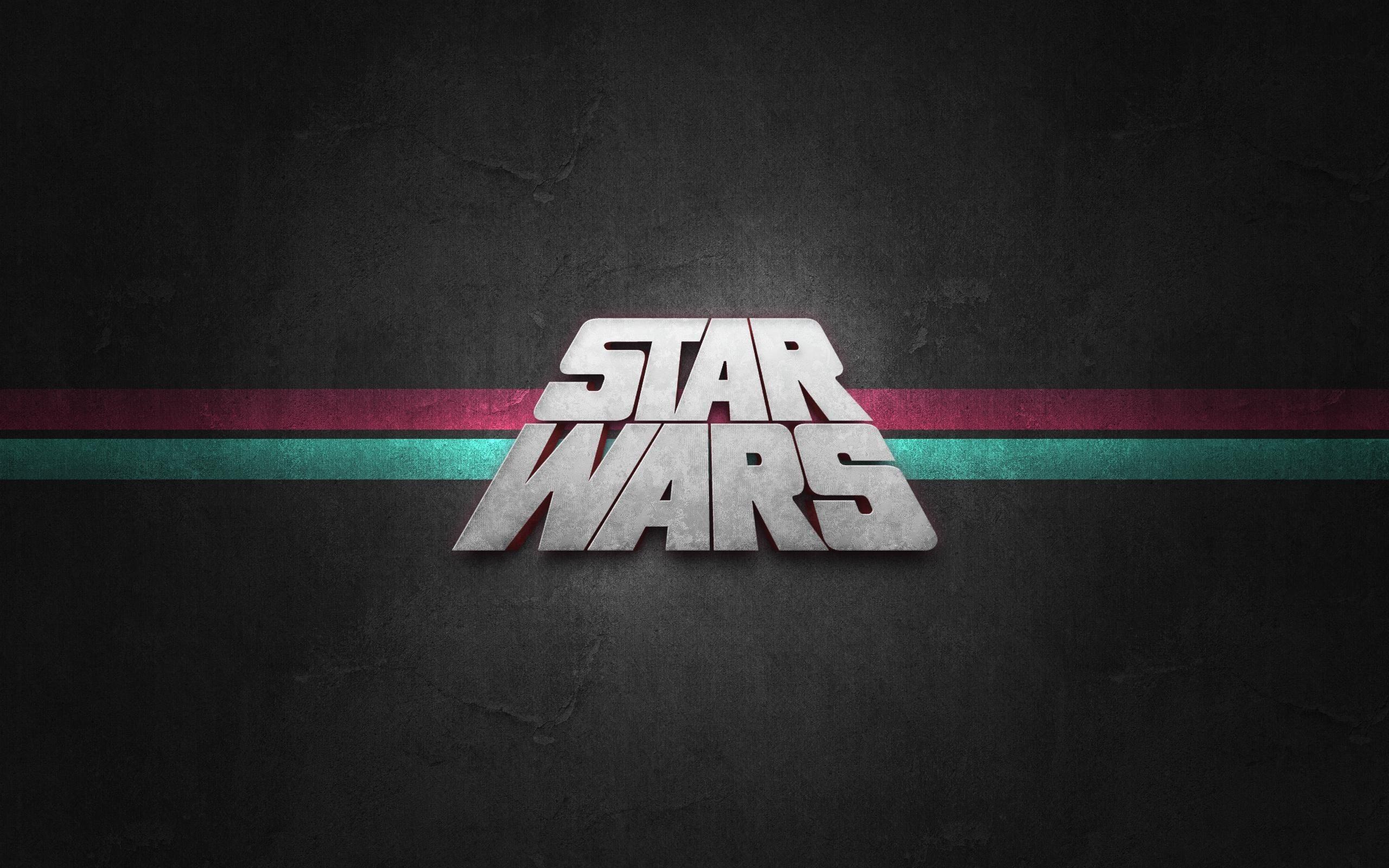 Star Wars Logo Wallpapers 2560x1600