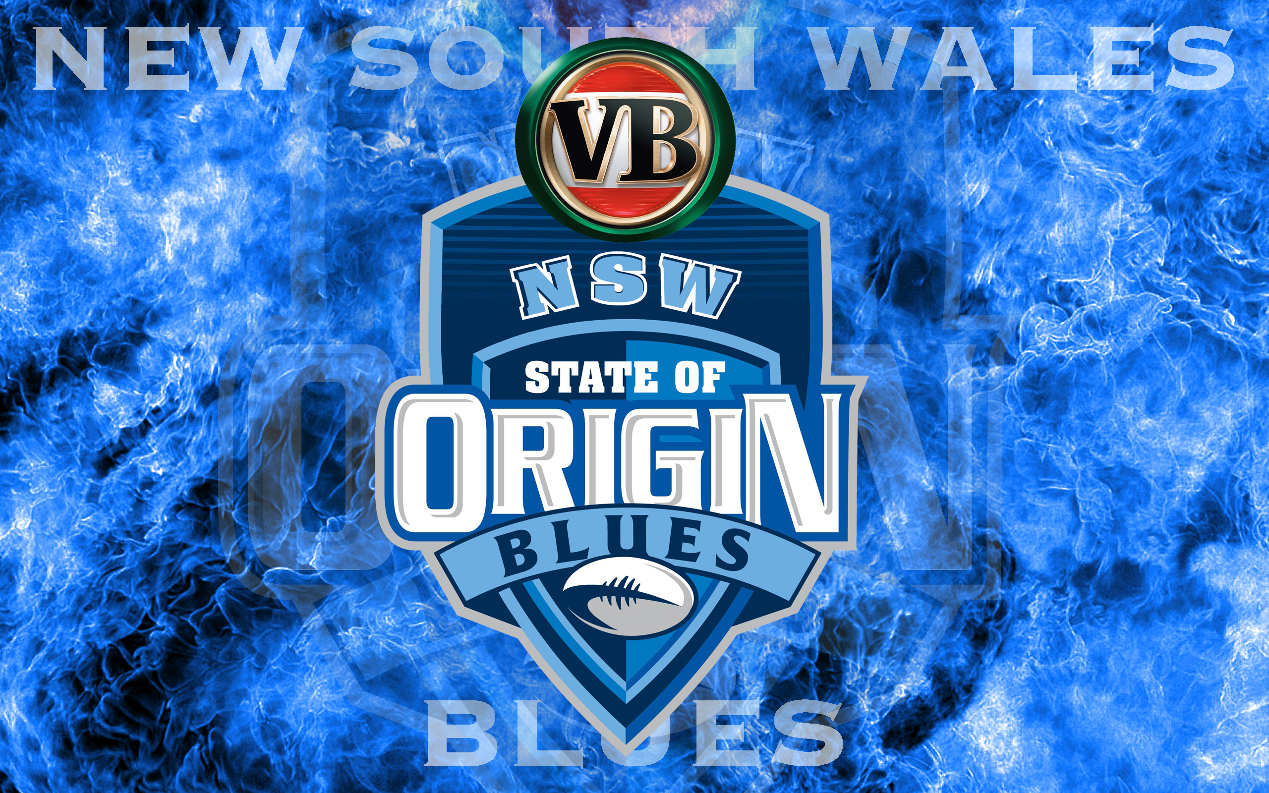 New South Wales Blues Flames Wallpaper by Sunnyboiiii Flickr   Photo 2560x1600