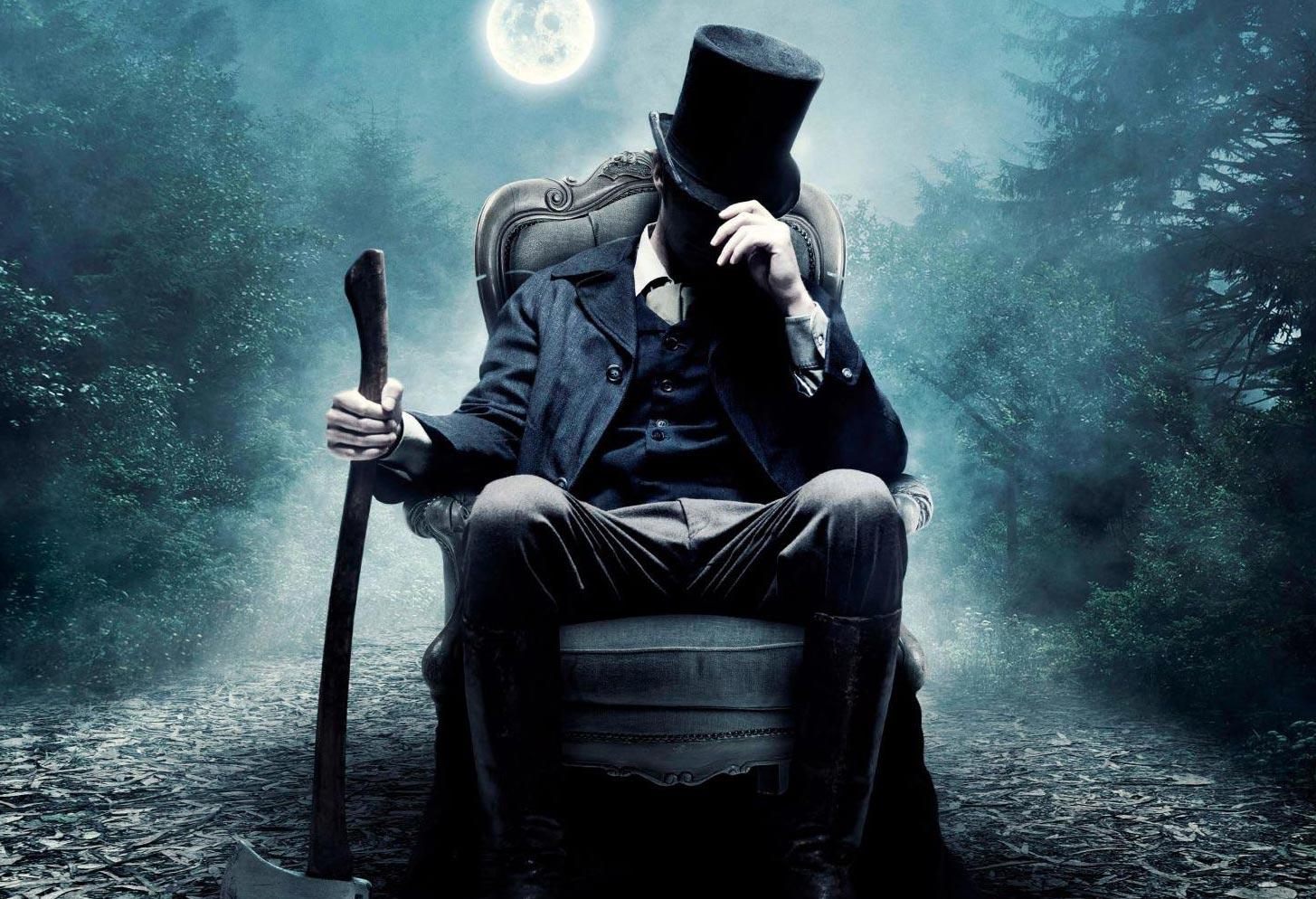 International ABRAHAM LINCOLN VAMPIRE HUNTER Trailer and 1455x994