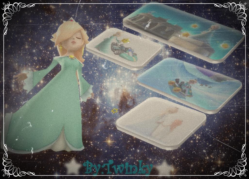 download Princess Rosalina Wallpaper by Twinky 05 [1027x738 1027x738