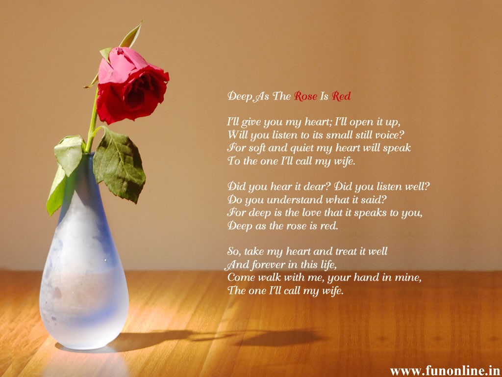 Love Poems Wallpapers Beautiful Love Poems HD Wallpapers For 1024x768