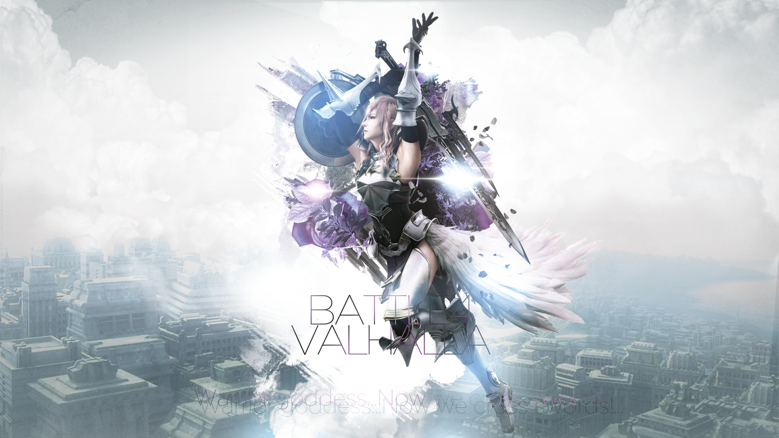 Free Download Final Fantasy Lightning Hd Wallpaper By