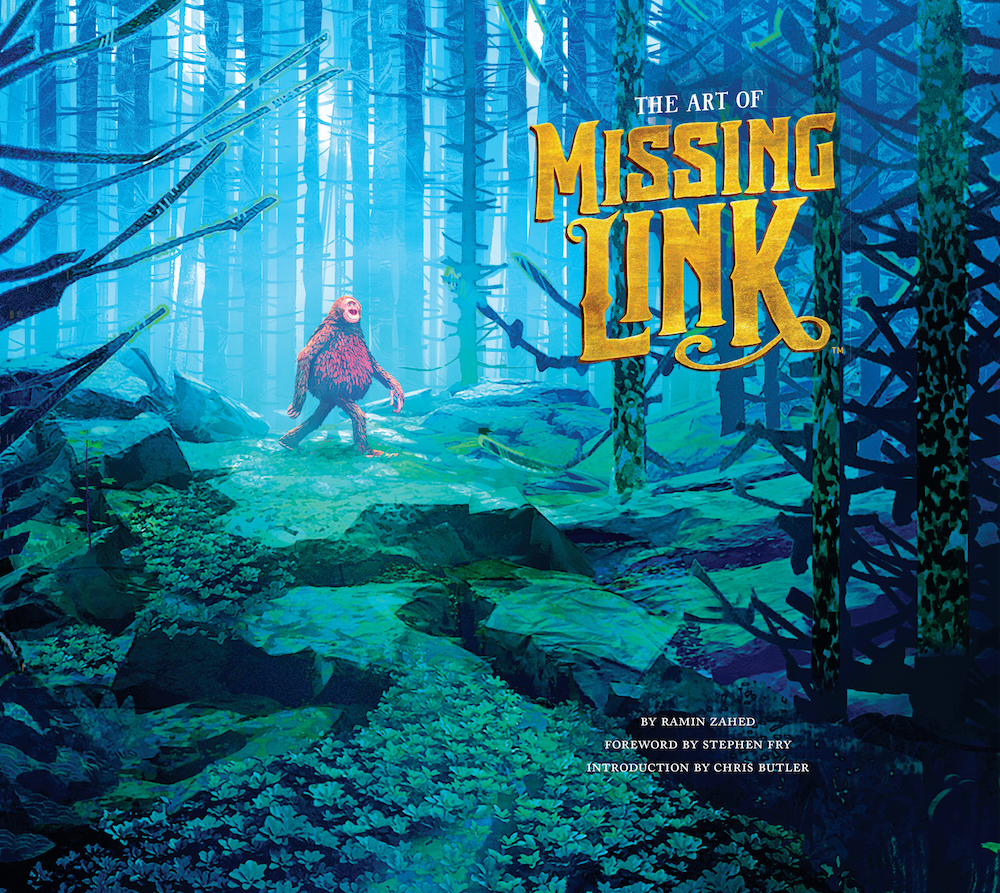 The Art of Missing Link Puts LAIKAs Incredible Artistry on Grand 1000x893