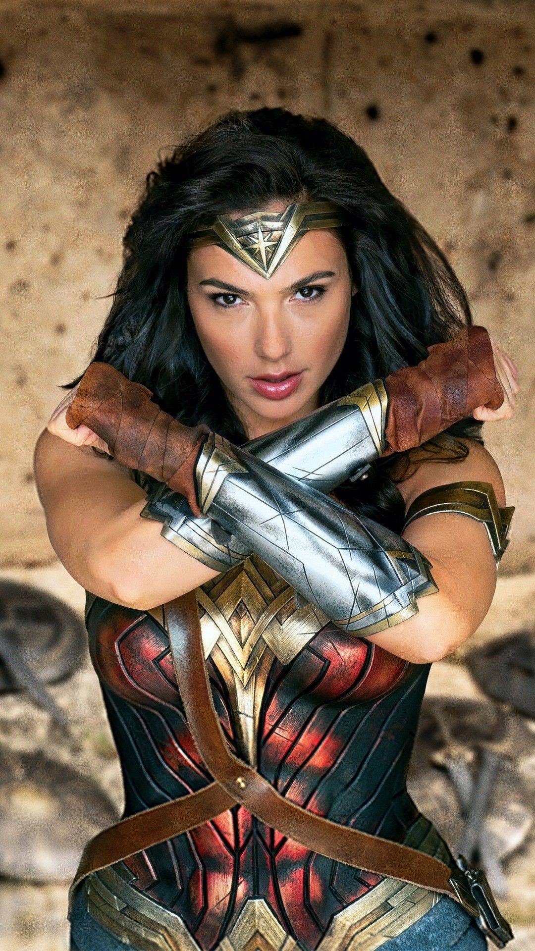 iPhone X Wallpaper Wonder Woman Gal gadot wonder woman Wonder 1080x1920