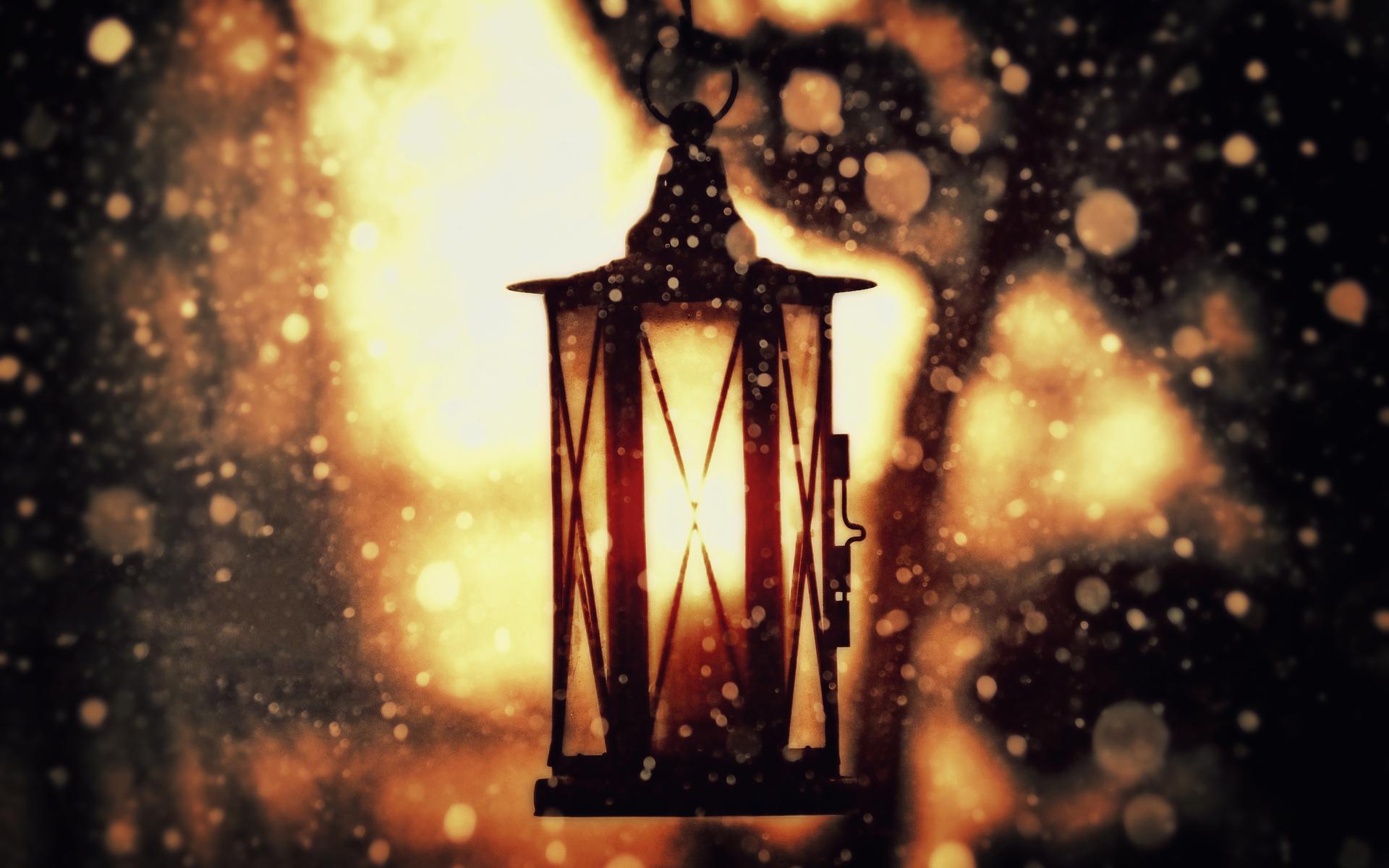 Snow Lantern Wallpapers   1920x1200   1310099 1920x1200
