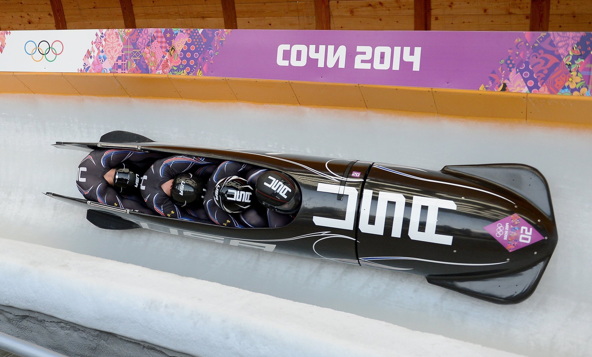 US bobsledder Olympics in Sochi wallpapers and images 2048x1235