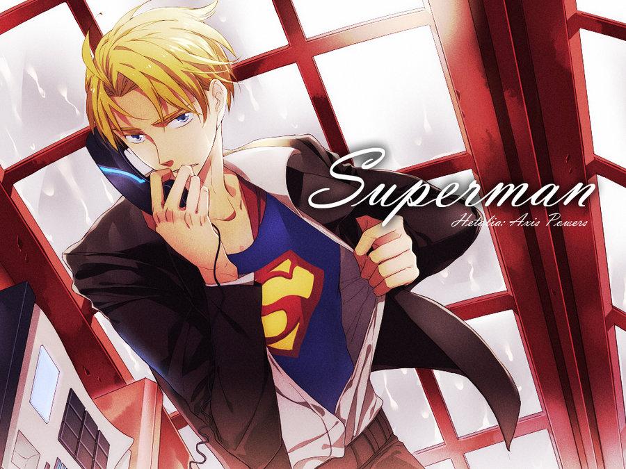 Superman   Hetalia Wallpaper 25243887 900x675