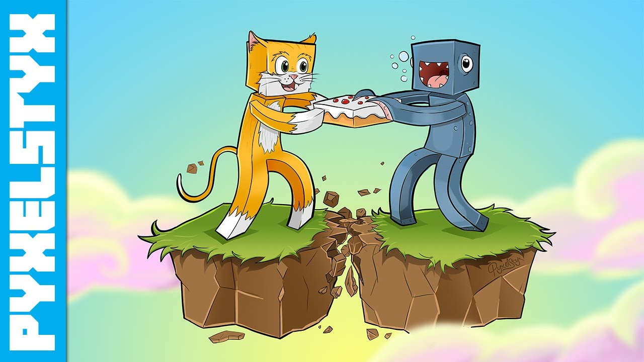 47+] Stampy and Squid Wallpaper on WallpaperSafari