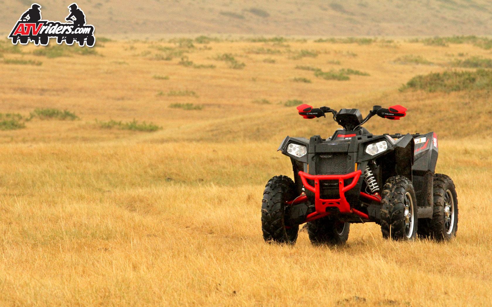 2013 Polaris Scrambler XP 850 4x4 EFI ATV   Great Falls MT 1680x1050