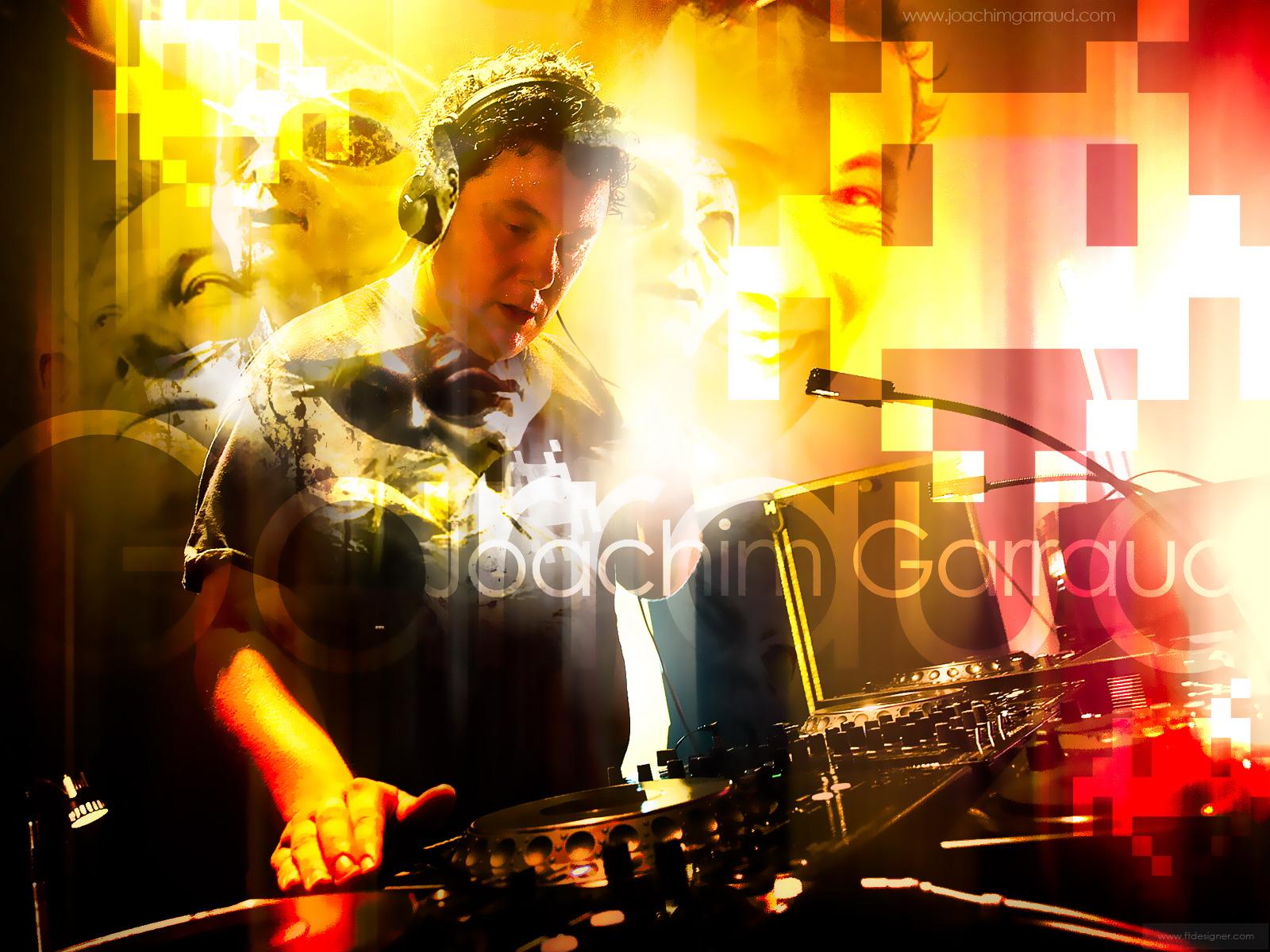 Joachim Garraud Ze Mixx Special Best of Summer   Musique 1600x1200
