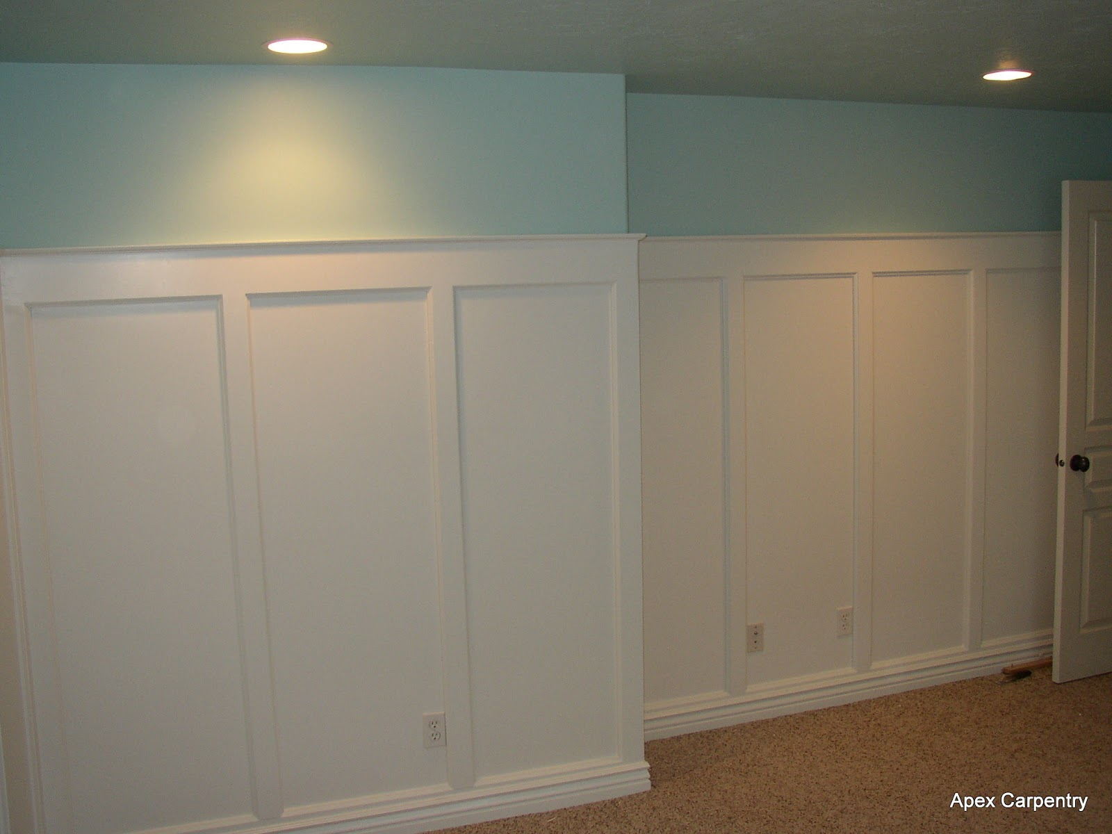 Beadboard Wainscoting Wallpaper Wallpapersafari