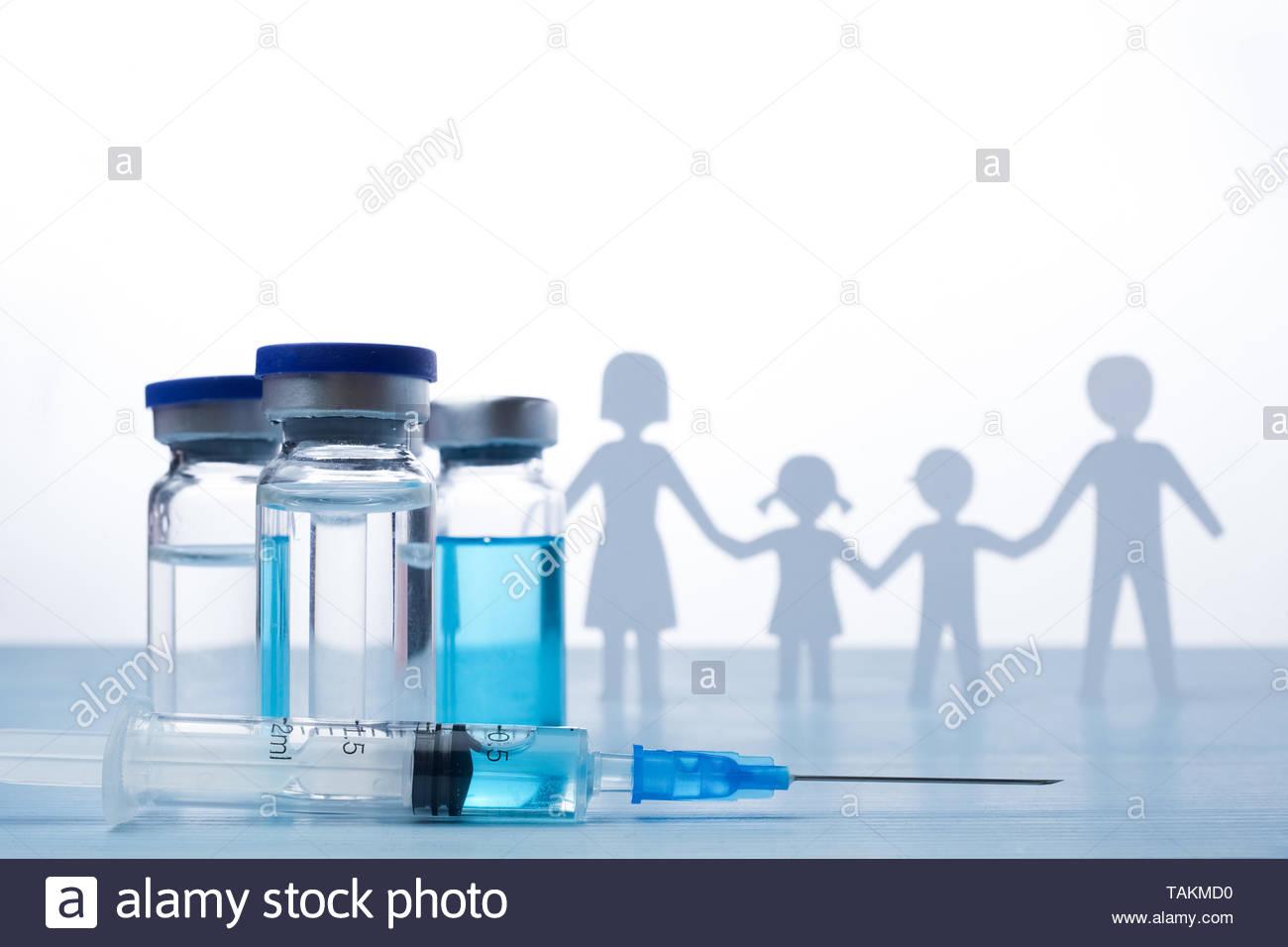 Family immunization concept Flu vaccine for children Light 1300x956